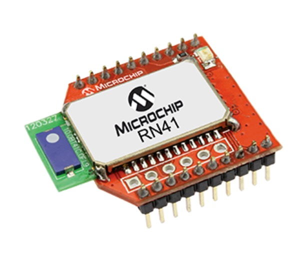 Microchip RN41XV Bluetooth module