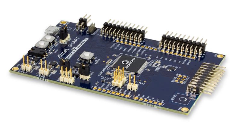 Microchip SAMC21N Xplained Pro Evaluation Kit