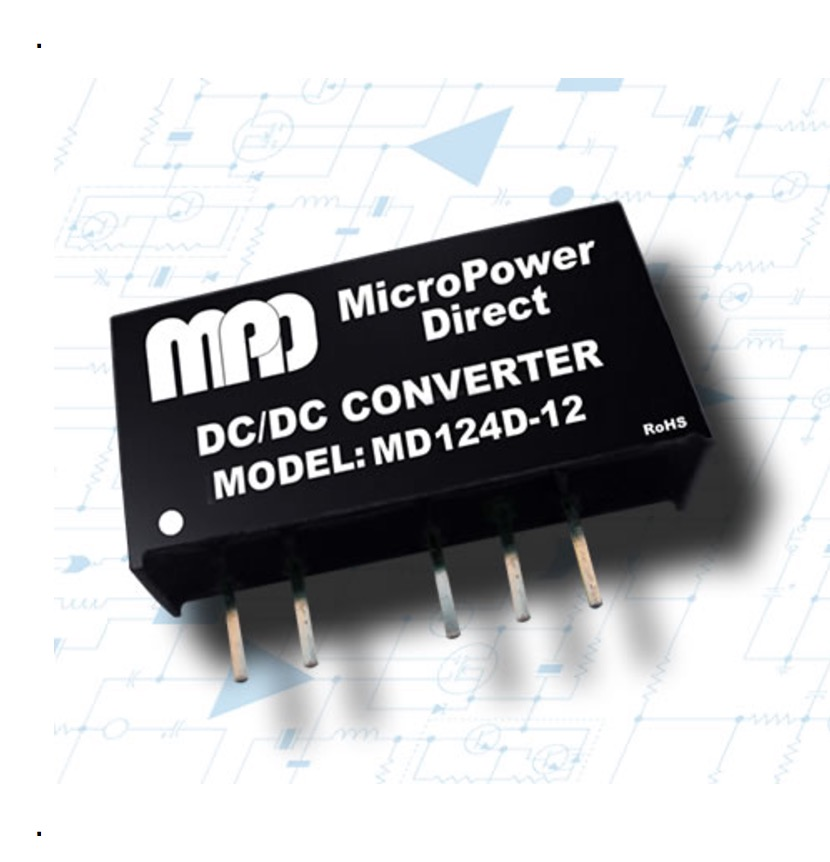 MicroPower Direct MDx100 Series of DC-DC Converters