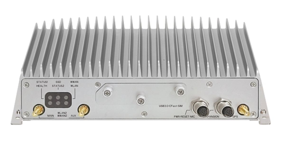 Nexcom MVS 5600-IP In-Vehicle IP65-rated Box Computer
