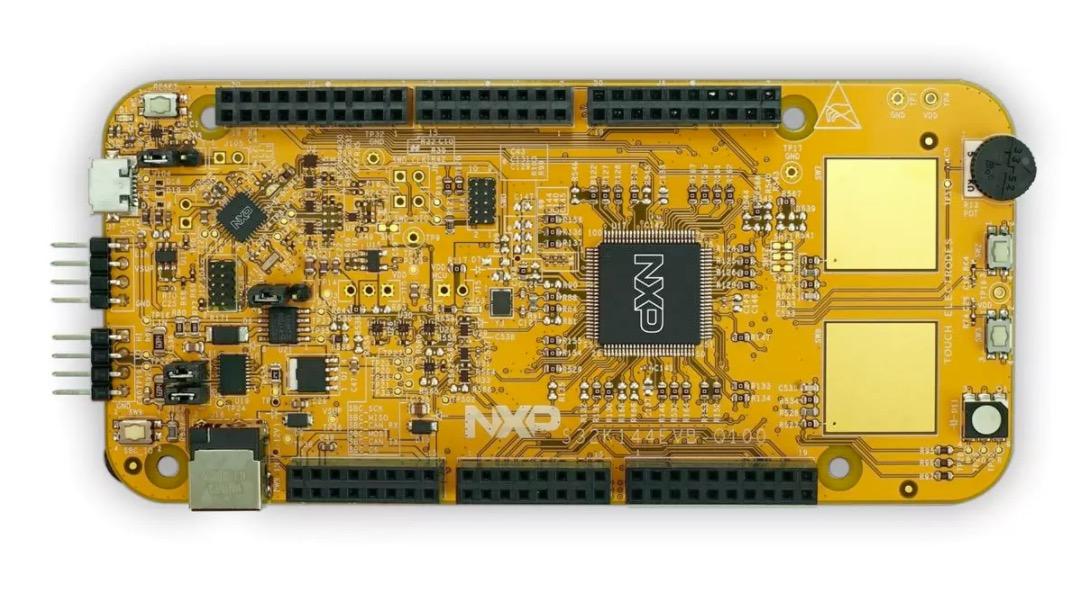 NXP Semiconductors S32K144EVB Evaluation Board