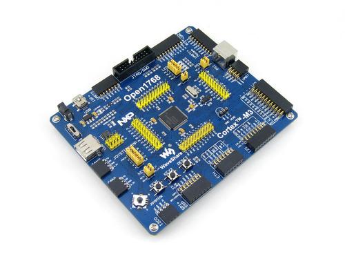 Open1768 - LPC1768 ARM Cortex M3 Development Board