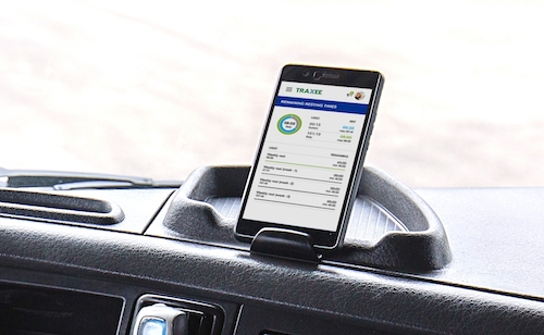 WABCO Launches TRAXEE Fleet Management System