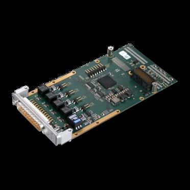XMC-CAN/402-4-FD - XMC Board with 4 CAN FD Interfaces via DSUB 25