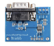 SKPang Electronics CAN-Bus Breakout Board 3.3v Teensy 3.1 Compatible