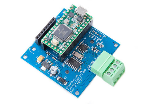 Teensy 3.2 With CAN FD Breakout Board