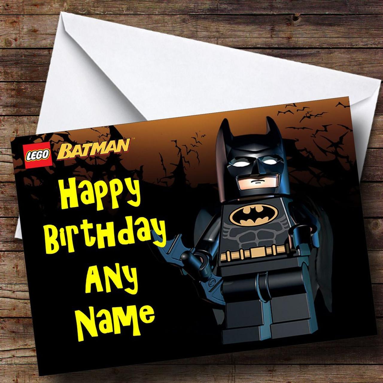 The Avengers Personalised Birthday Card The Card Zoo – Numberjacks Birthday Card