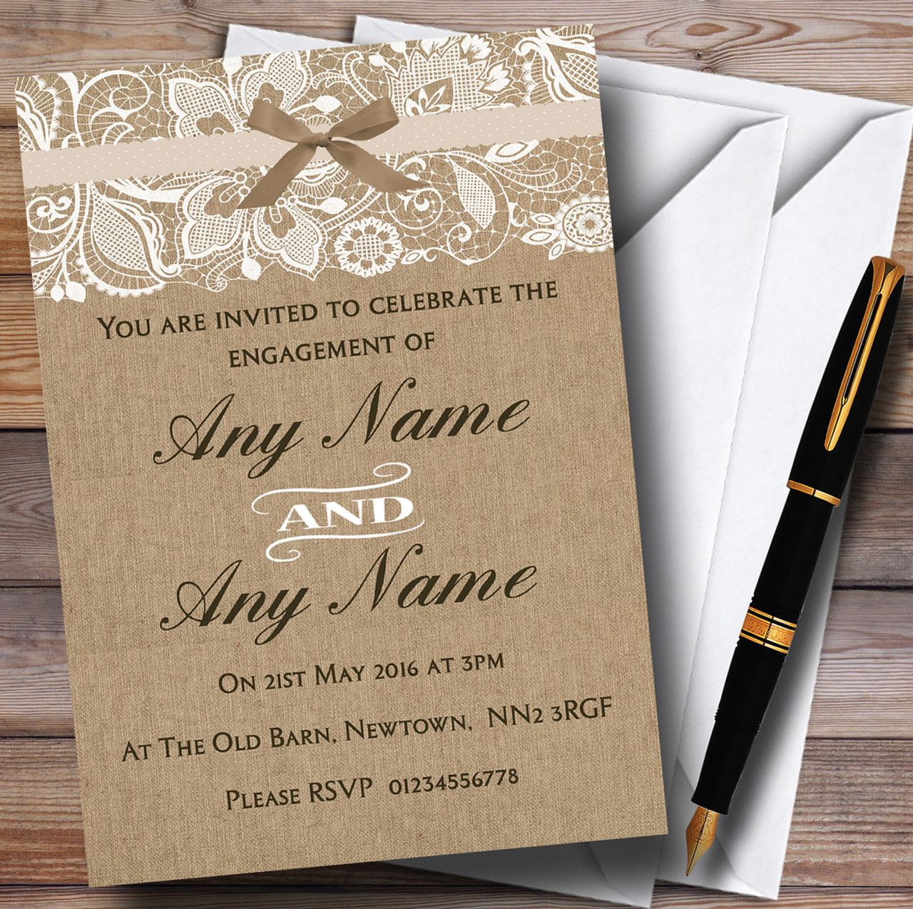 Personalised Party Invitations Page 1 The Card Zoo – Personalised Party Invites