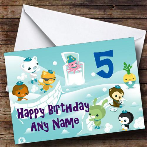 Jedward Personalised Birthday Card The Card Zoo – Numberjacks Birthday Card
