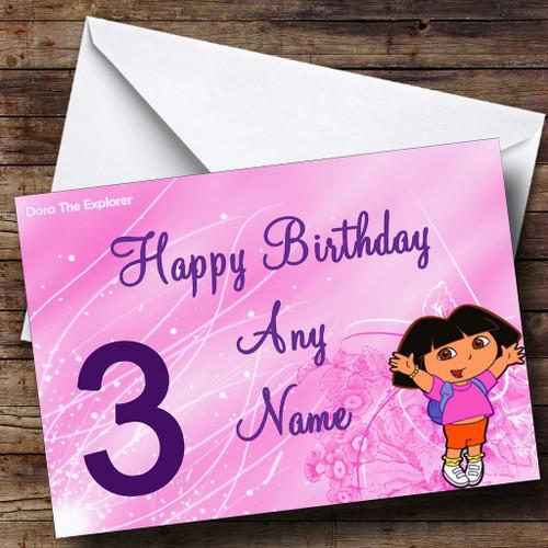 Personalised Cards Birthday Cards Kids TV Film Character – Personalised Birthday Cards for Kids