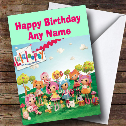Back At The Barnyard Personalised Childrens Birthday Card The