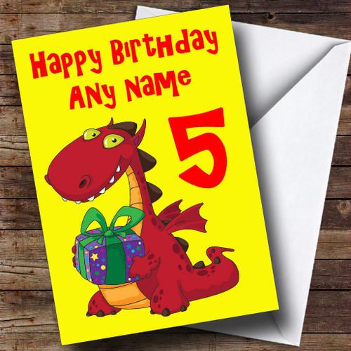 Poirot Personalised Birthday Card The Card Zoo – Numberjacks Birthday Card