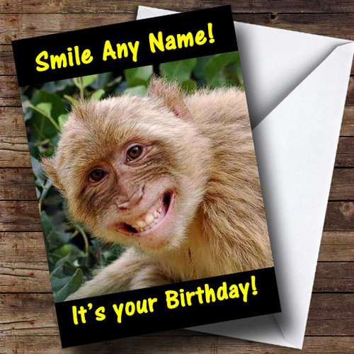 Smiling Samoyed Dog Personalised Birthday Card The Card Zoo – Cheryl Cole Birthday Card