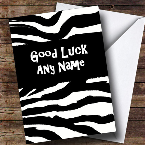 Personalised Cards Good Luck Cards Page 1 The Card Zoo – Good Luck Cards to Print