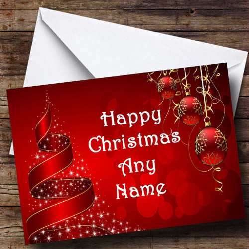 Red Cheryl Cole Personalised Christmas Card The Card Zoo – Cheryl Cole Birthday Card