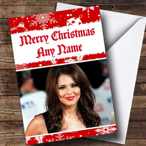 Cheryl Cole In Underwear Personalised Birthday Card The Card Zoo – Cheryl Cole Birthday Card