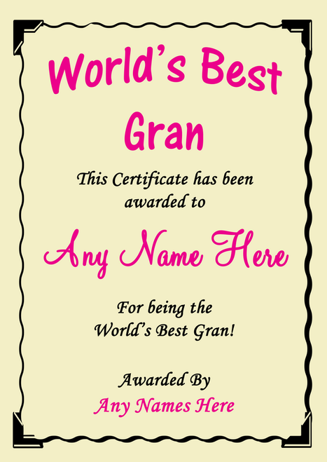 best certificate fonts