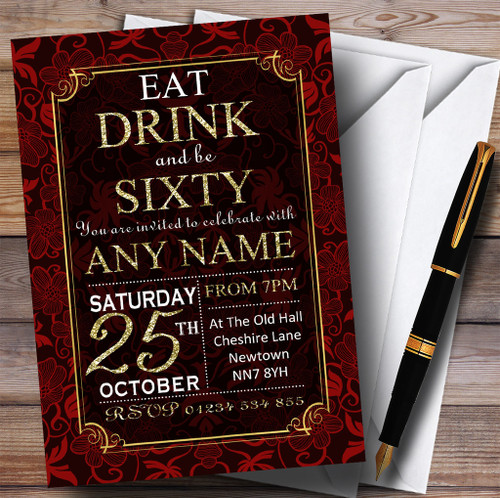 Personalised Party Invitations Page 1 The Card Zoo – Book Party Invitation
