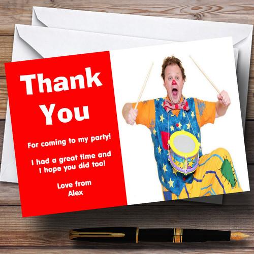 Pingu Penguin Personalised Childrens Birthday Party Thank You - Children's birthday thank you notes