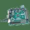 Nexys 2 Spartan-3E FPGA Board in use.