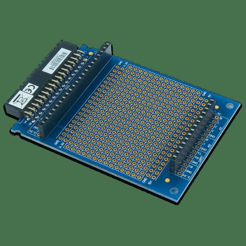 MXP Wirewrap, oblique.