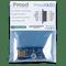 Pmod OLED packaging, back.