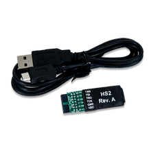 JTAG-HS2 with cable.
