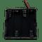 Battery Holder (4 x AA), top.