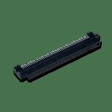 Hirose FX2 Socket Connector, oblique.