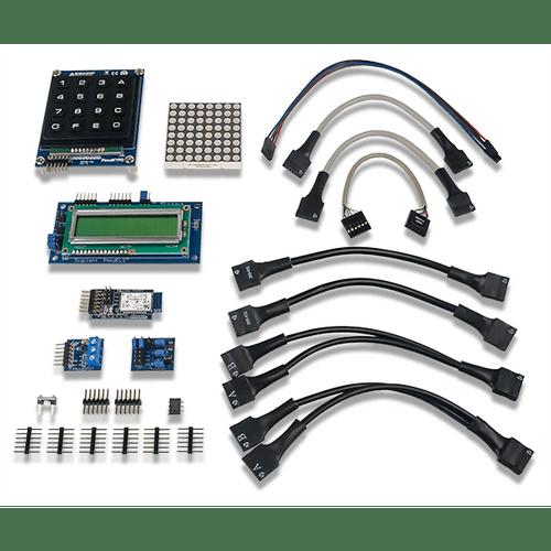 myRIO Embedded Kit, box contents.