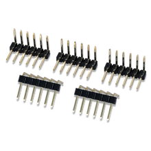 Pmod Male Right Angle 6-pin Header - box set
