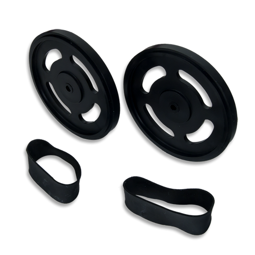 Wheel Kit, oblique.