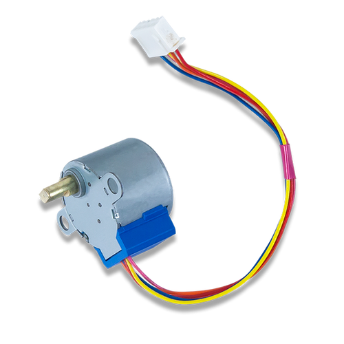 Stepper motor digilent for Unipolar and bipolar stepper motor