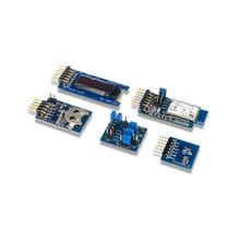 Zybo Pmod Pack: PmodBT2, PmodRTCC, PmodOLED, PmodALS, PmodTMP3