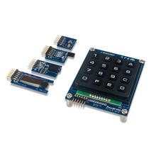 Basys 3 Pmod Pack: PmodKYPD, PmodAMP2, PmodALS, PmodR2R, PmodOLED.