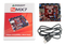 Digilent Pro MX7, box contents top view.