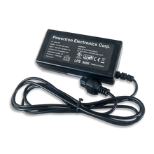 60W PCIe 12V 5A Power Supply, oblique.