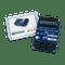 NXT Sensor Adapter box contents.
