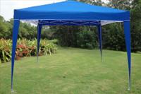 10'x10' Pop Up Canopy Party Tent EZ CS - Blue/White N