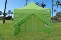 Emerald 10'x10' Pop up Tent with 4 Sidewalls - E Model