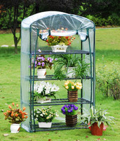 "Greenhouse GH006 - 35""Wx19""Dx62""H Mini Portable"