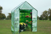 "Greenhouse GH007 - 56""Wx56""Dx77""H Walk In Nursery"