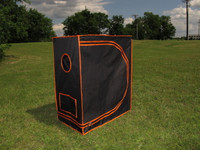 "Grow Tent 01 - 100% Mylar 600D Reflective Greenhouse for Hydroponics 30""x18""x36"""