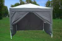10'x10' Pop Up Canopy Party Tent EZ CS - Black