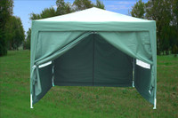 10'x10' Pop Up Canopy Party Tent EZ CS - Green