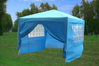 10'x10' Pop Up Canopy Party Tent EZ CS - Sky Blue