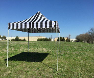 ... Stripe Basic - Pop up Tent. Image 1 : striped canopy tent - memphite.com