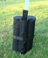Weight Bag Set / Sand Bags for Pop up Tent or Party Tent - 4 Pcs
