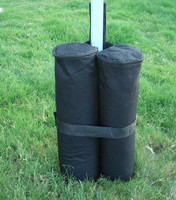 Weight Bag Set / Sand Bags for Pop up Tents - 6 Pcs