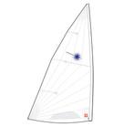 Laser Performance Laser Mark II Training Sail (battens included)